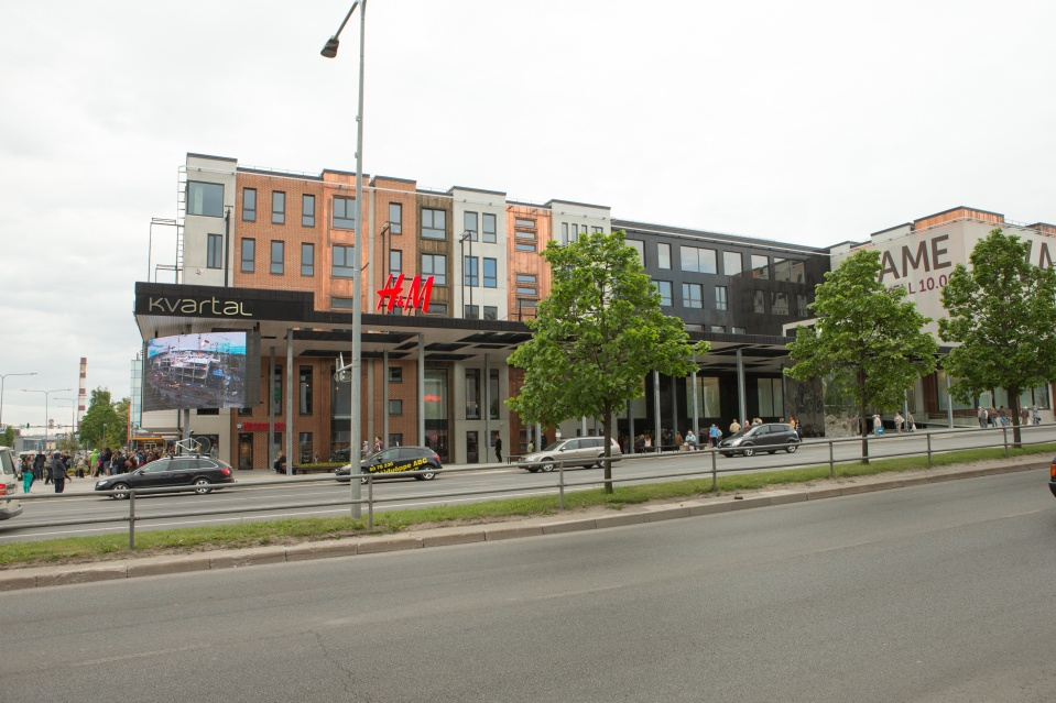 5d314343917 Uus kaubandus- ja vabaajakeskus Kvartal avas uksed - Tartu Tarbijate ...